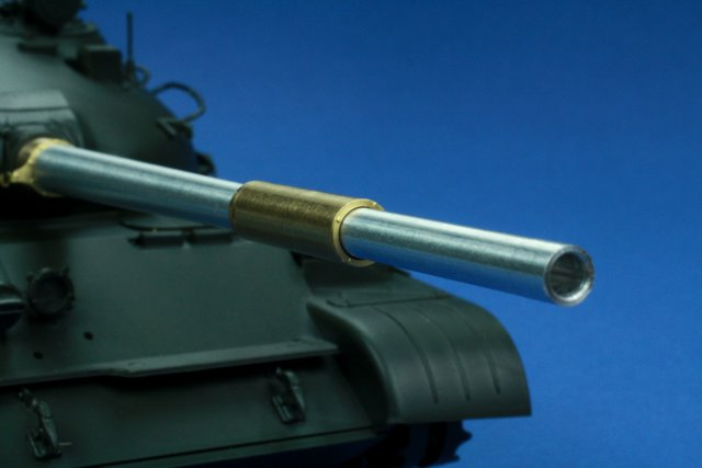 35B028, 115mm L/50 barrel for T-62 MBT, 1/35